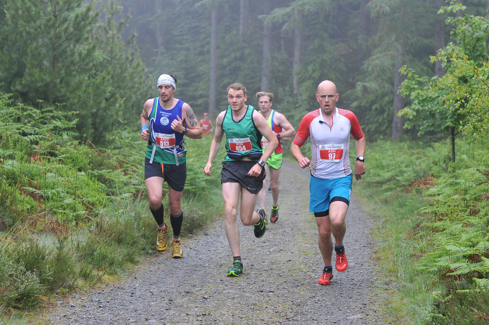 Trail Marathon Wales 2015 - 27th overall