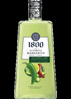 1800 Jalapeno Lime Margarita RTD