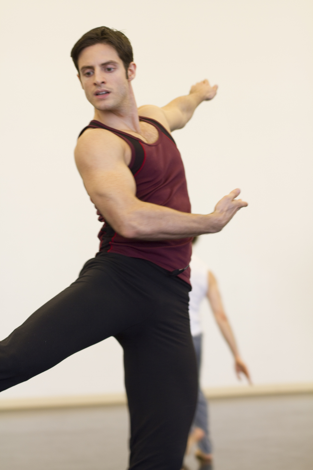 Michael Apuzzo in Paul Taylor's  Cascade