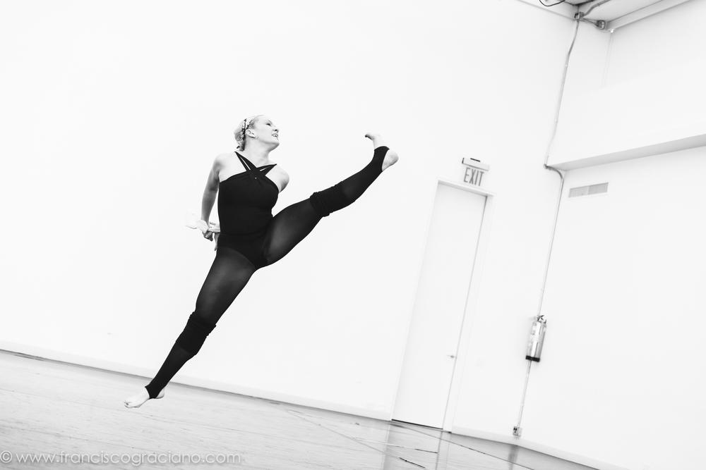 Aileen Roehl in  Dante Variations .