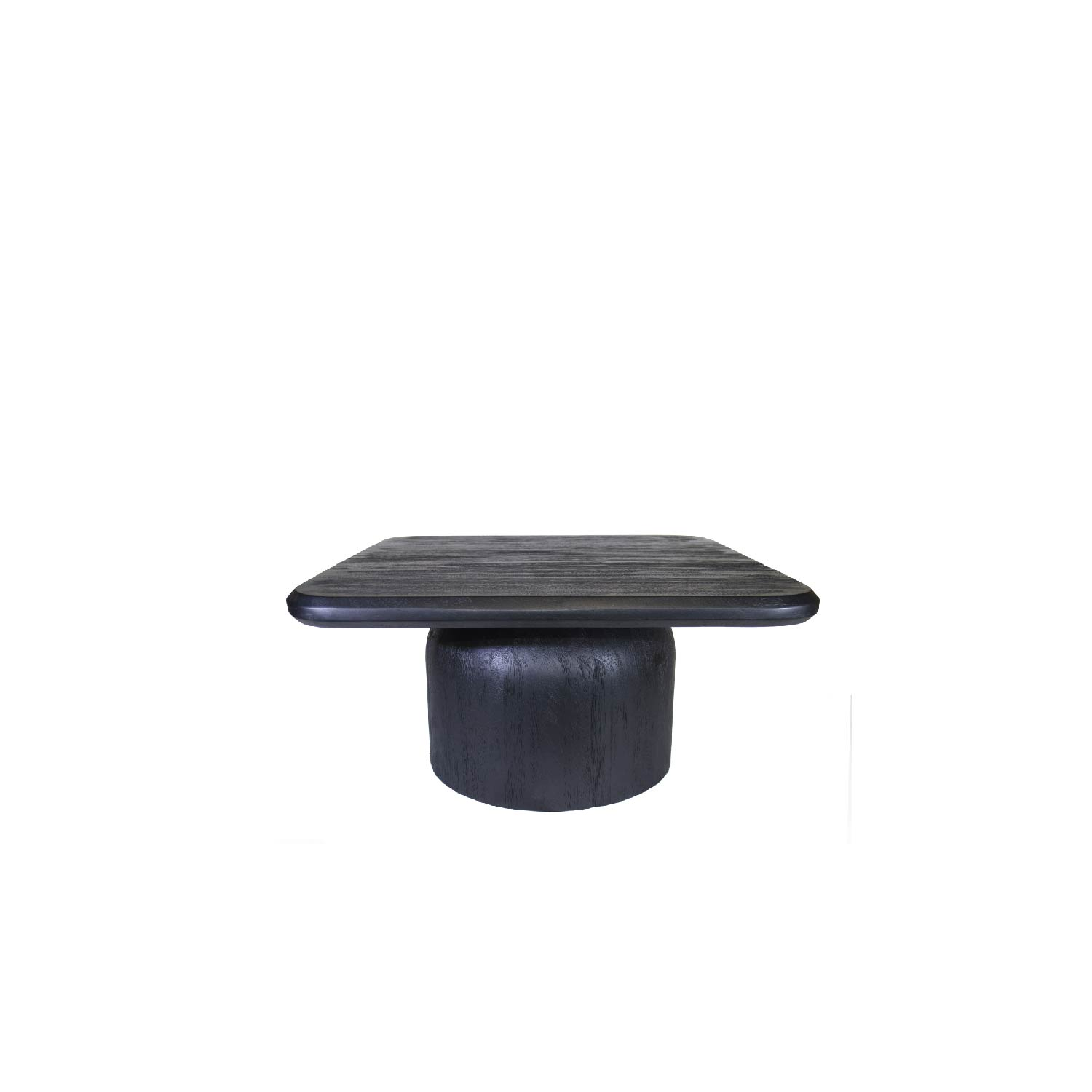 Cupola Square Table Black Stain Labrica