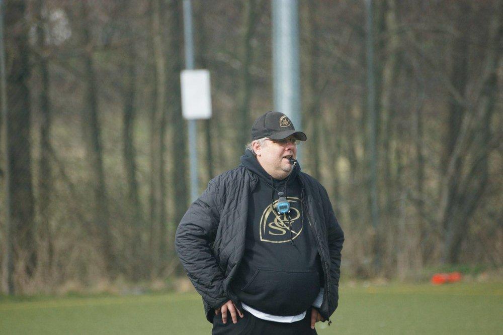 Head coach Jan Hamburger er at finde i guld næste sæson - foto: Kenneth Ulrich
