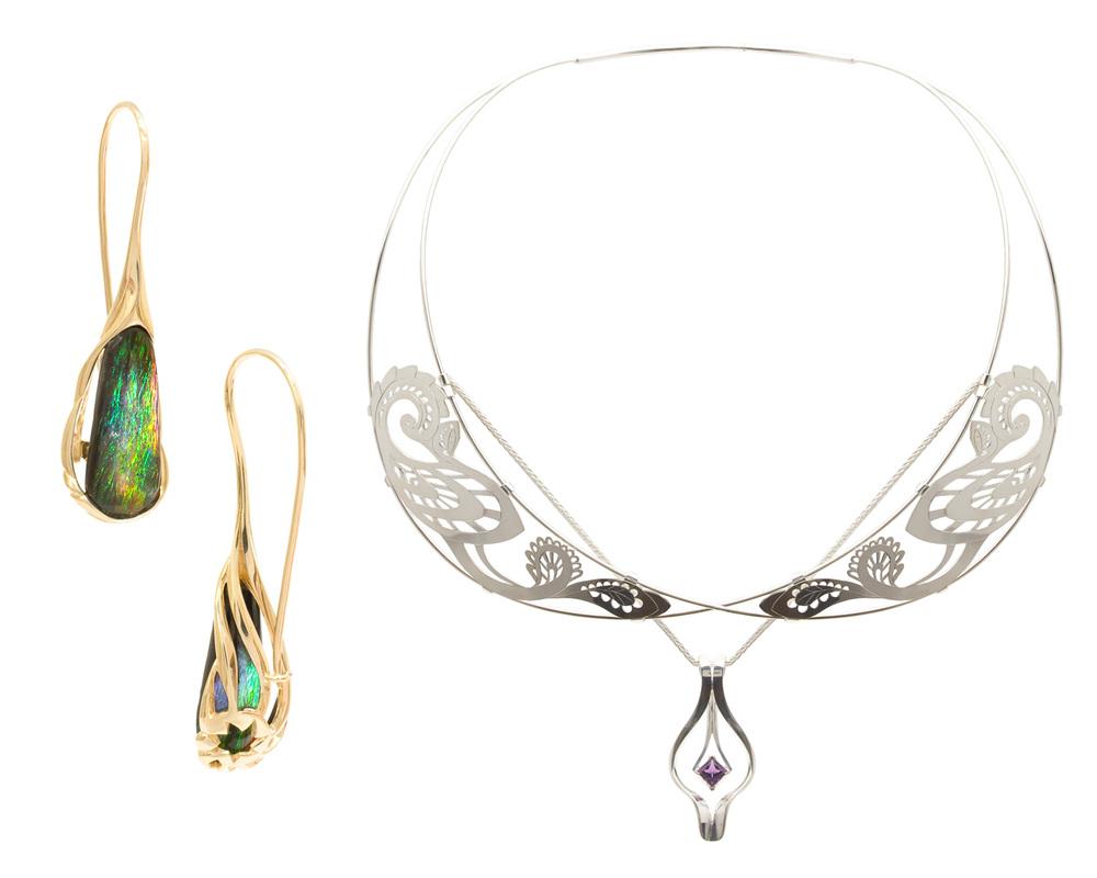 Neckpieces & Earrings