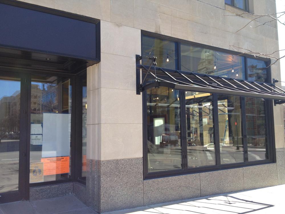 The future Alterra storefront.