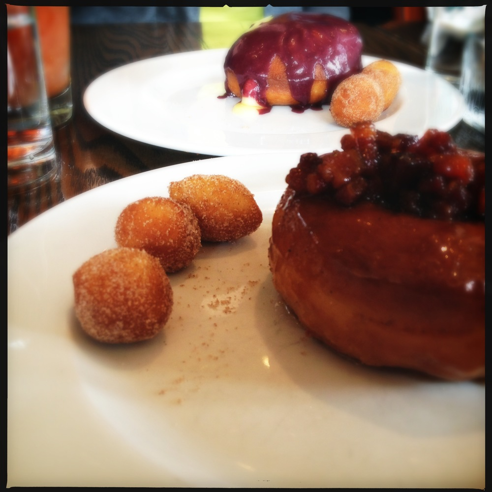 Nightwood's doughnuts