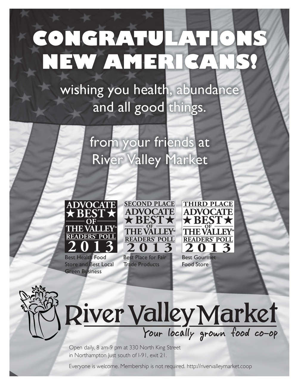 River Valley Market Ad 2013 Center for New Americans.jpg