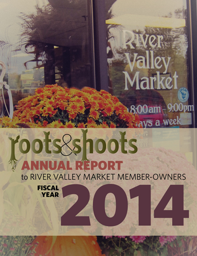 River Valley Market Annual Report 2014