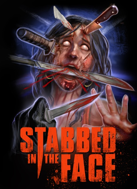 Stabbed in the Face DVD Rerelease