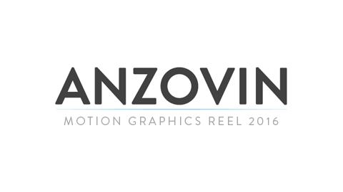 Motion graphics Reel 2016