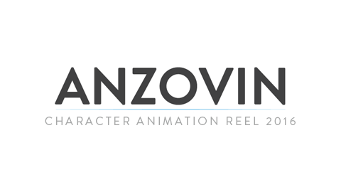 Character Animation reel 2016