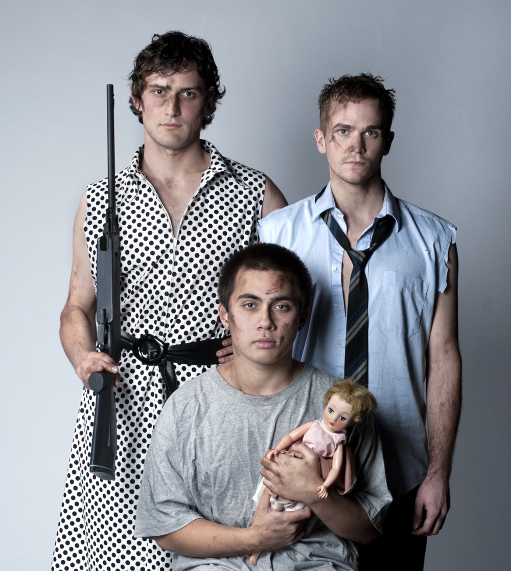Publicity Image, Treefall, Opens January 29th, 2011. 