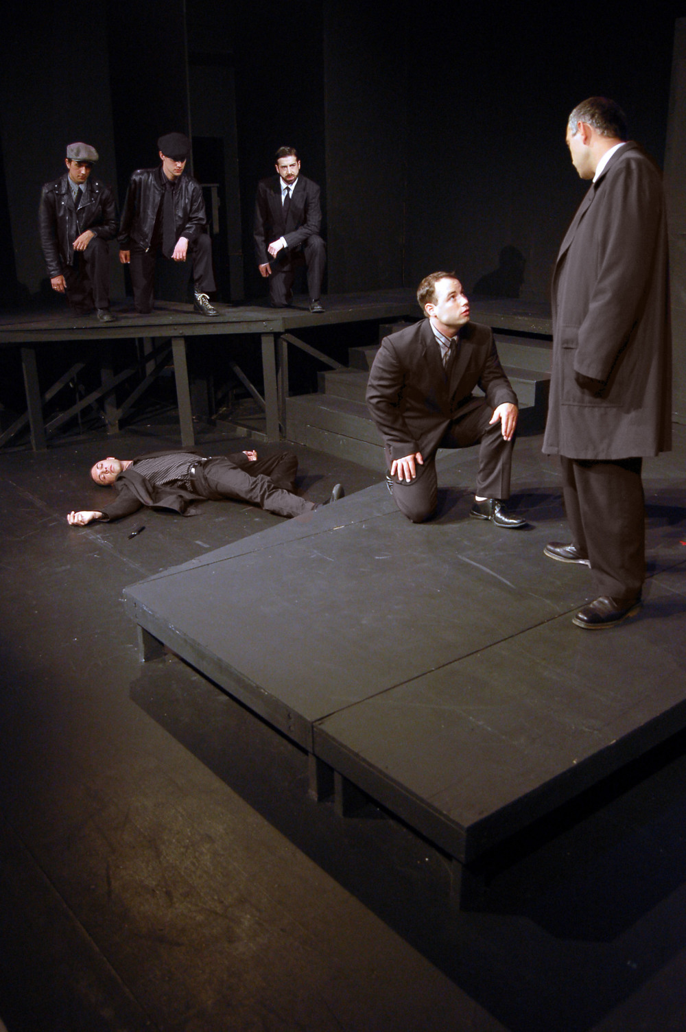 Production Photo, Andronicus. 2006.