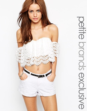 £29.00 Tiger Mist Petite Young Love Crop