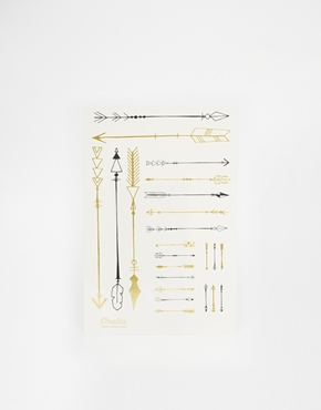 £5.00 Orelia Mixed Arrow Temporary Tattoo