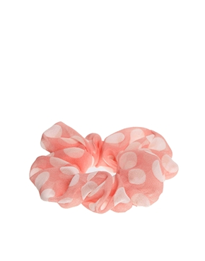 £4.00 ASOS Soft Spot Hair Scrunchie