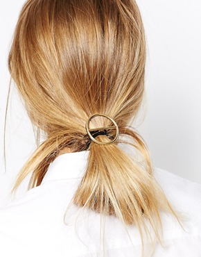 £5.00 ASOS Open Circle Hair Tie