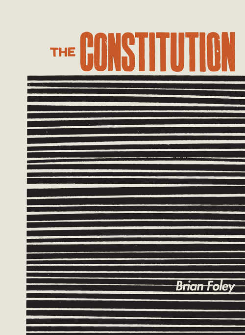 Book cover: The Constitution