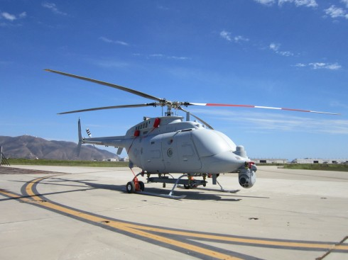Cost of the new MQ-8C Fire Scout is estimated to be $18.2 million per unit