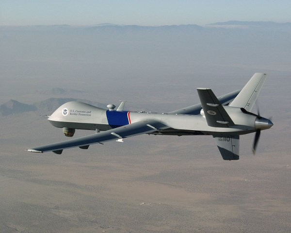 The turboprop MQ-9 Reaper has an estimated per unit cost of $16.9 million