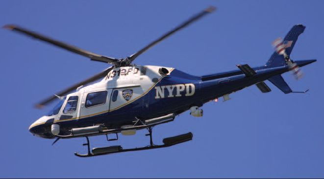 The AgustaWestland A119 Koala which has served the NYPD for many years will be replaced by the Bell 429.