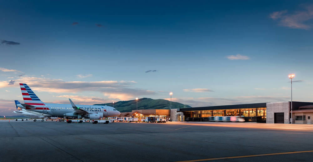 Jackson Hole Airport, Wyoming | Gensler | 2014 AIA Honor Award for Architecture