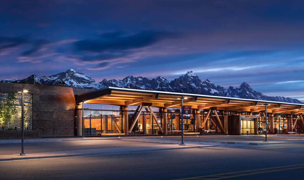 Jackson Hole Airport, Wyoming | Gensler