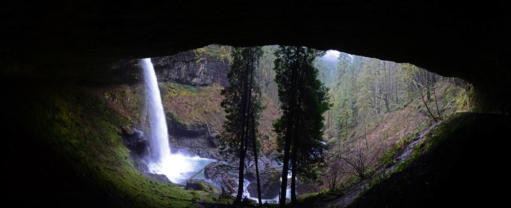 Cavernous Falls