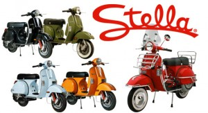 After a decade of walking dates to restaurants and being part of Los Angeles' vibrant bike commuter community, I have decided to invest into a mode of transportation that does not require pedaling. I am heavily favoring a 2008 Stella Scooter, as I love the retro look, manual shift and vibrant colors. It's basically an exact replica of Vespa's popular 150PX model (same factory, same materials, different engine, not quite so good workmanship). Normally, I'd opt for the Vespa in this case, but they stopped producing this model. Certainly, because of too much success. Anyways, I want to ask for your input on what color Scooter I should be getting here. [poll id=