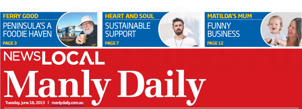 Manly Daily