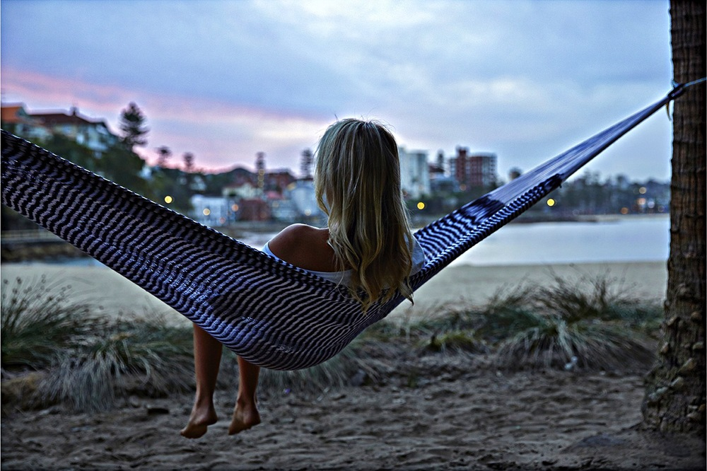 Vineyard Haven Hammock by  Yellow Leaf Hammocks
