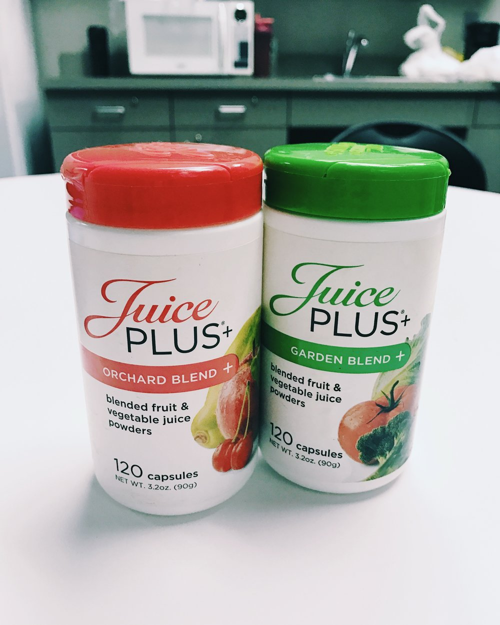 Juice Plus+ Vitamins