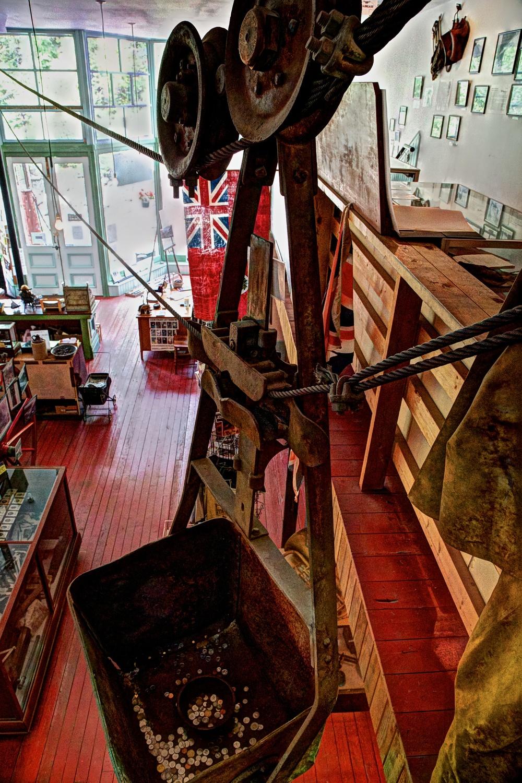 Sandon Museum