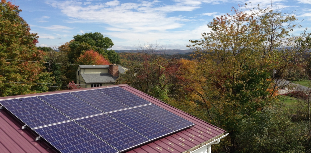 Solar Panels West Virginia