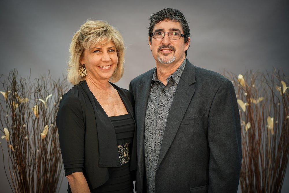 Pastor Tom and Vonda Katz