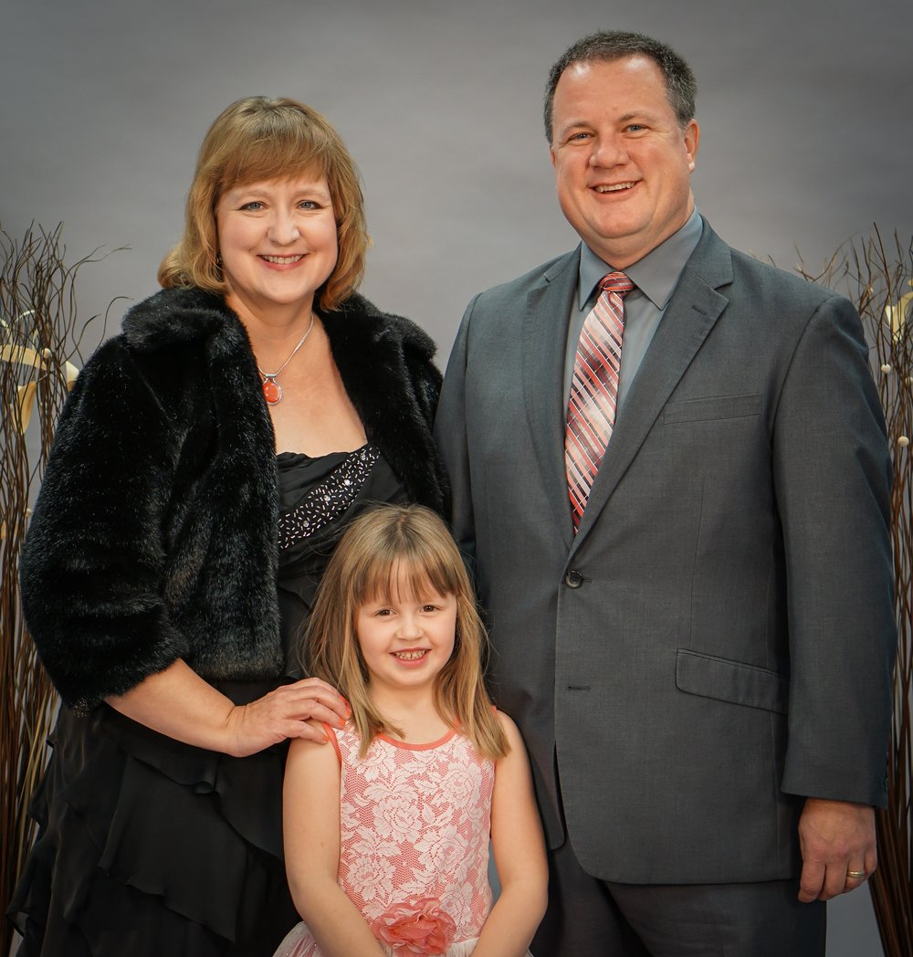 Pastor Donald and Tammy Johnston