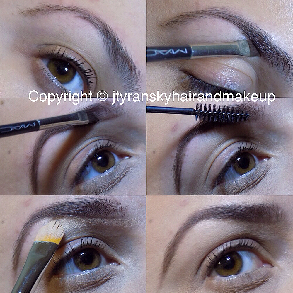 Perfect Your Brows Jessica Tyransky Hair And Makeup