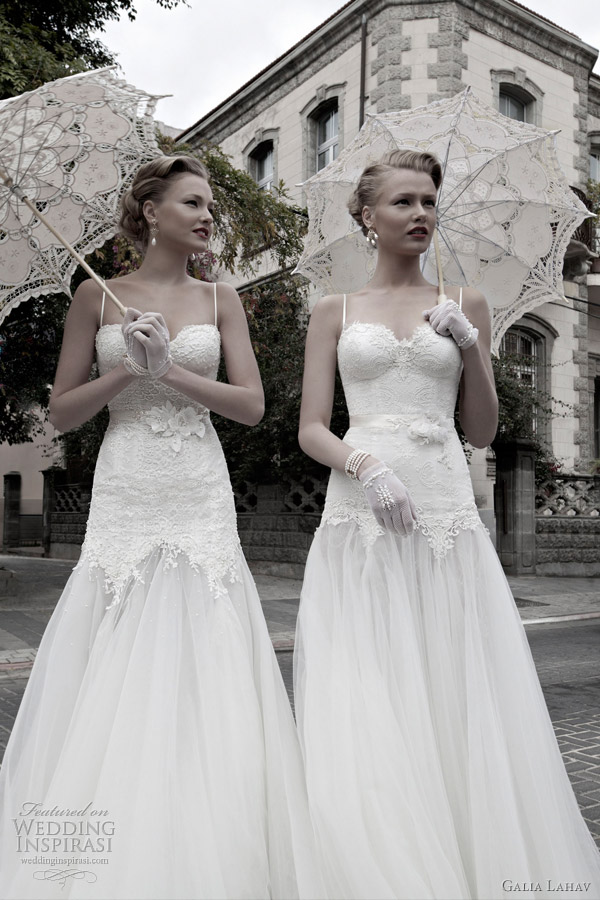 Galia Lahav 2014 Collection