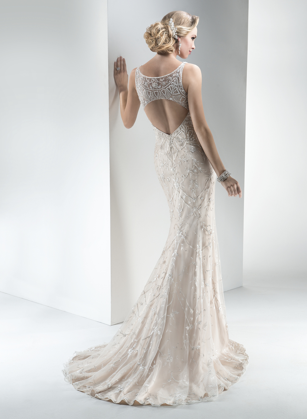 """""""Indiana"""" by Maggie Sottero"""