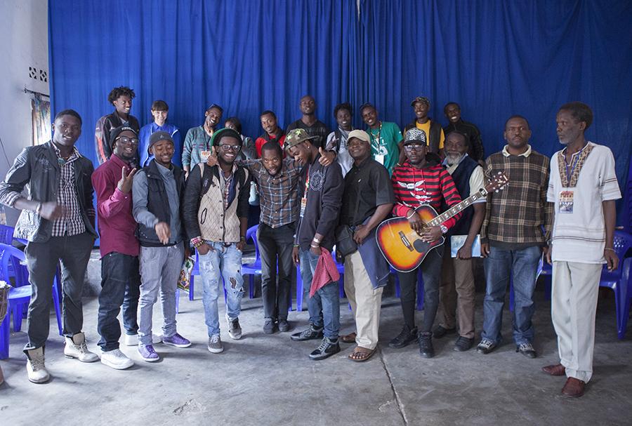 Artists, Goma