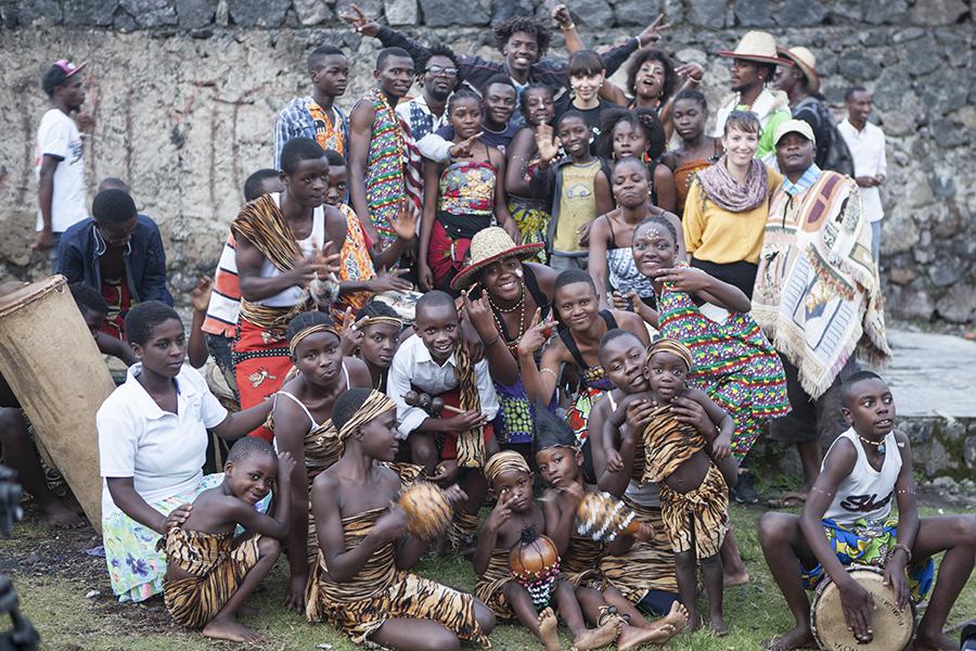 Kulturelle Woche, Goma
