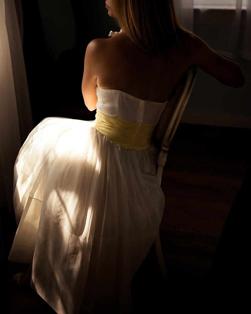 Timeless, beautiful boudoir photography