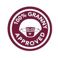 Granny Seal of Approval