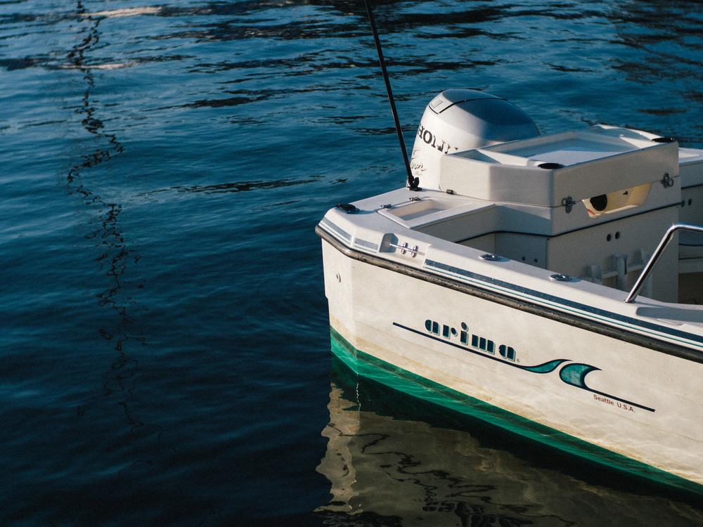 Cold Water - Olympus OM-D, Voigtlander Nokton 35mm - ISO 250, f/4.0, 1/4000sec