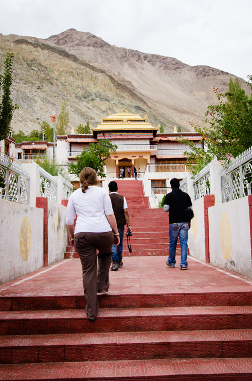 Samstangling Gompa