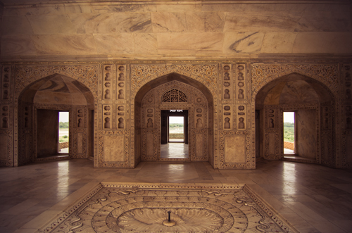 Shah Jahan's bedroom