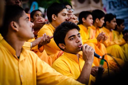 Ganga Aarti, Rishikesh