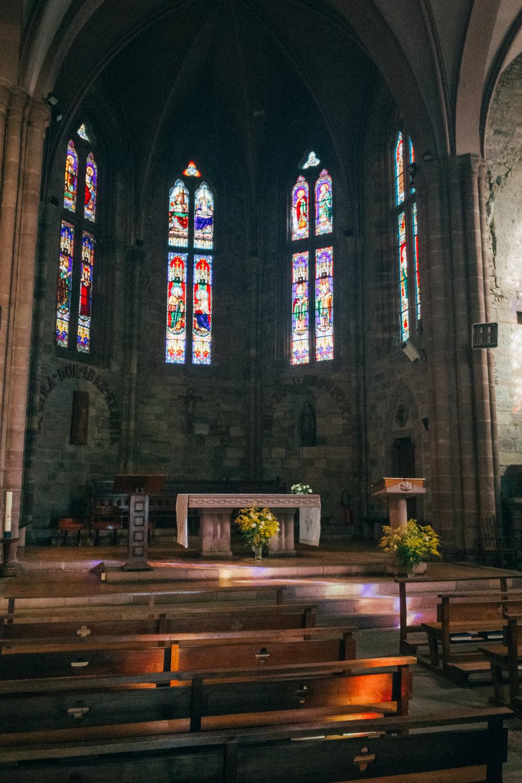 Eglise Notre-Dame du Bout du Pont, Saint Jean Pied de Port