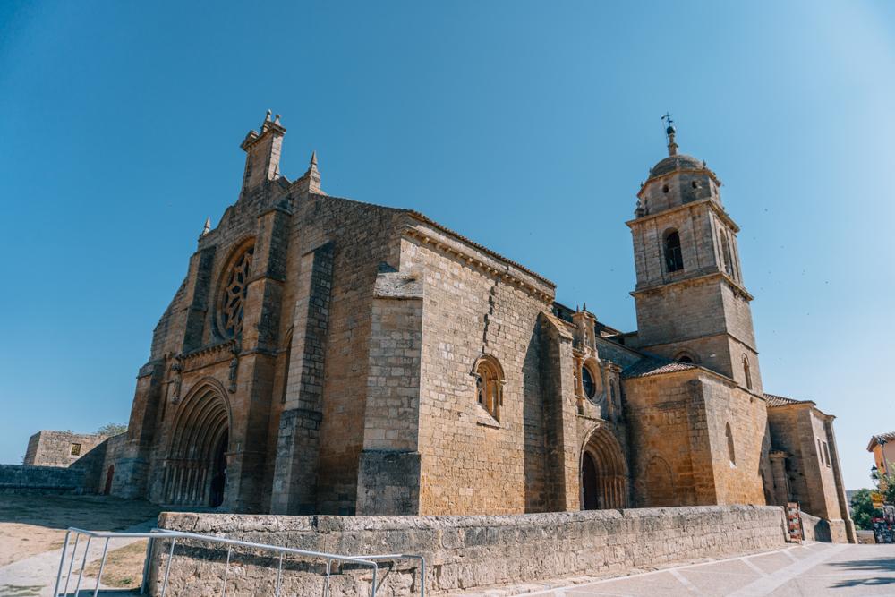 Collegiate de Santa Maria del Manzano, Castrojeriz