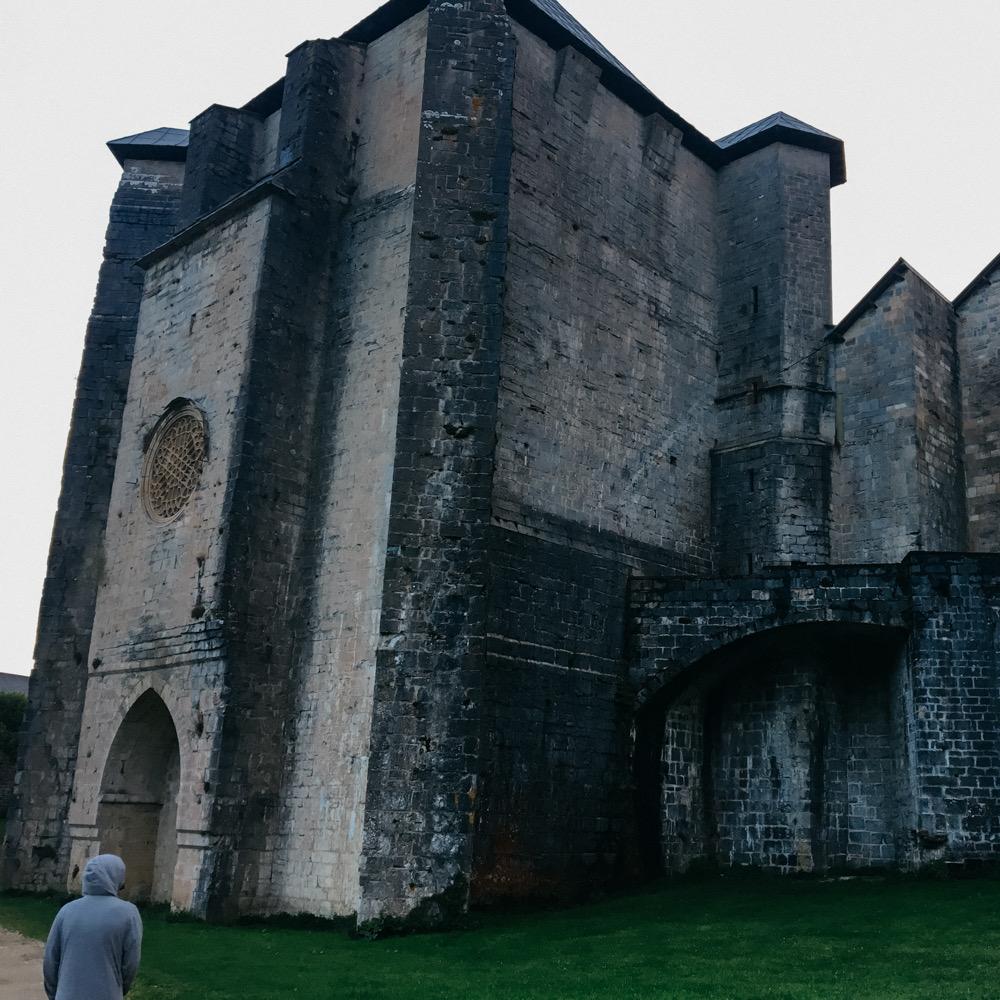 Real Colegiata de Santa Maria de Roncevalles, Roncevalles