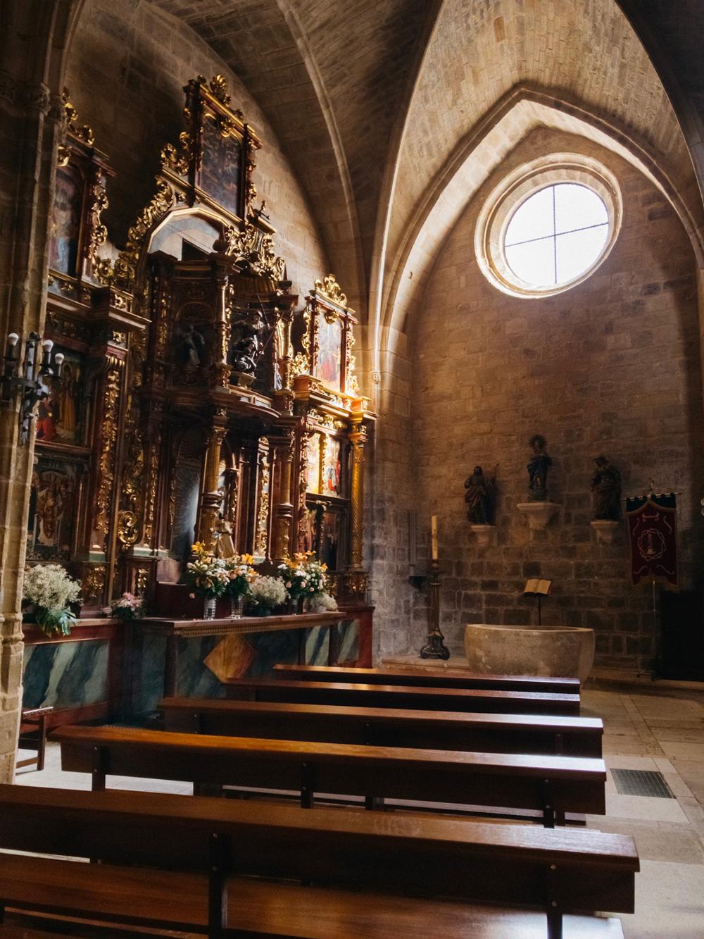 Iglesia de San Nicolas de Bari, Burgos